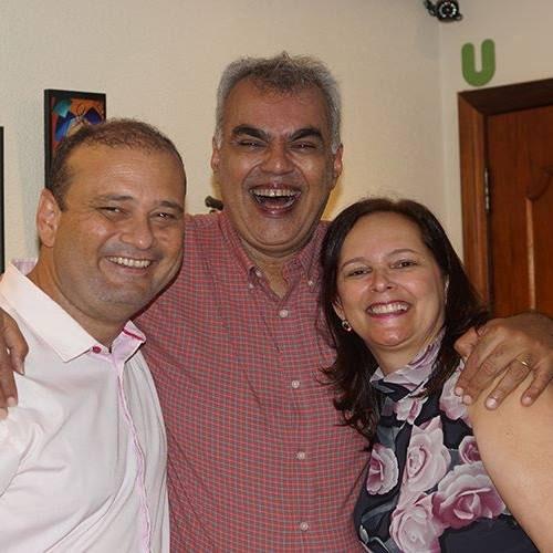 Wordpress Brasil . André Trindade, Anand Rao e Agnes Adusumilli.
