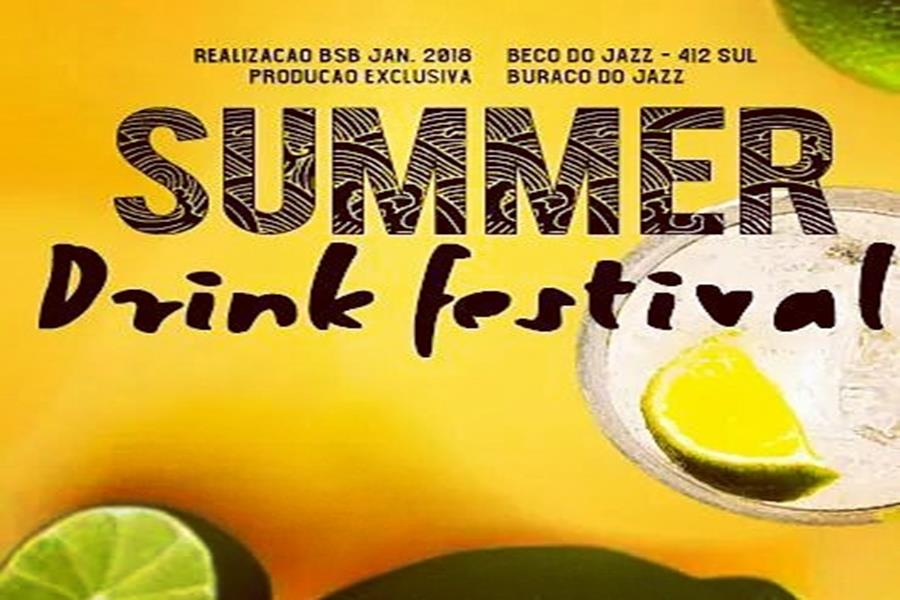 Summer Festival de Drinks.