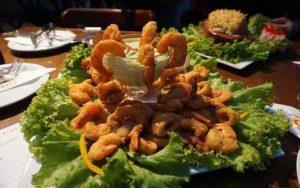 Gastronomia Cultural em Joinville - Restaurante Capitão Space