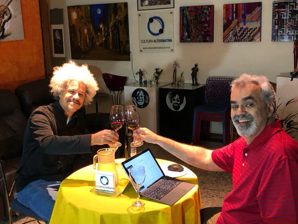Blá-Blá-Blá. Anand Rao e Felipe Barão.