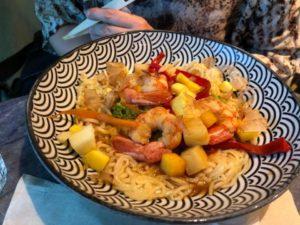 Caminhos e Descaminhos na Itália - Turismo na Itália - Restaurante Temakinho