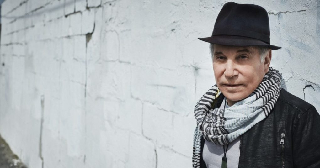 "Paul Simon anuncia o novo álbum ""In the Blue Light"""