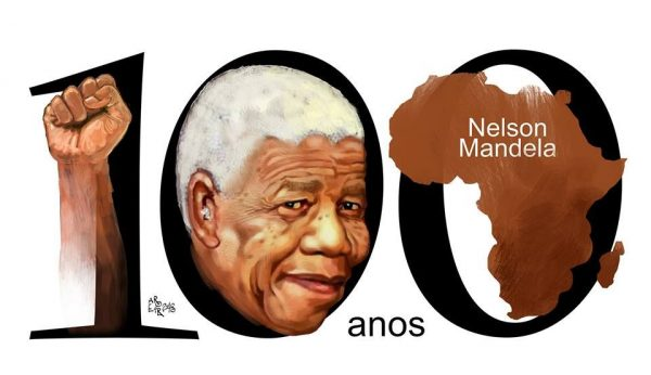 Mandela - 100 anos de História