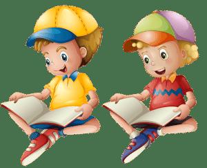 Livros infantis com o tema diversidade