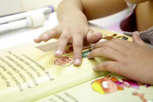 Livros infantis acessíveis