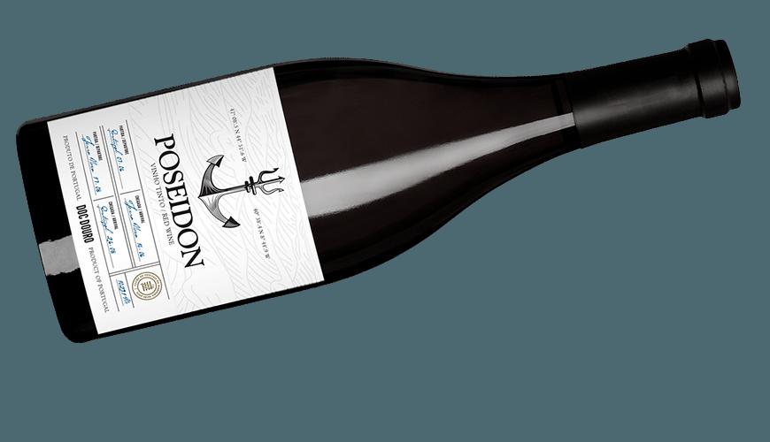 Vinho português Poseidon