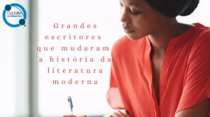Escritores negros dos tempos modernos