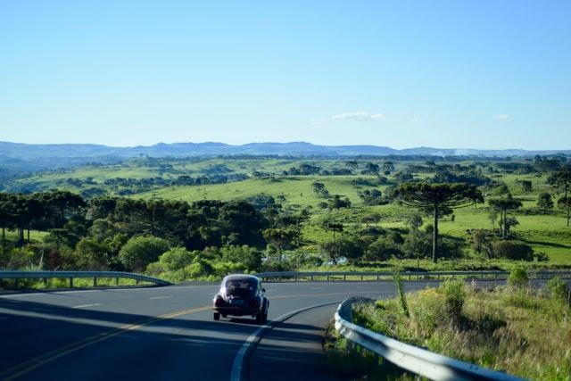 Viagens pelo Brasil de carro
