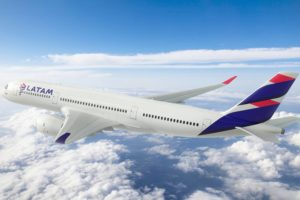 LATAM Airlines e Qatar Airways