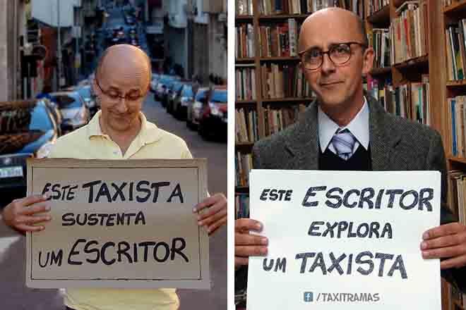 Easy Taxi. Mauro Castro, o escritor