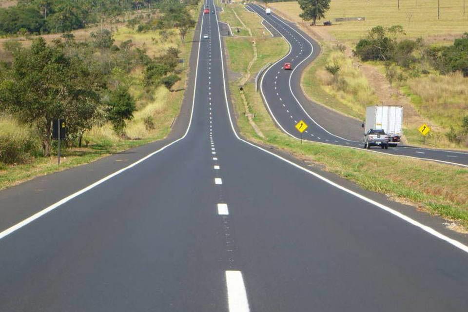 Guia de Estradas do Brasil - Bahia