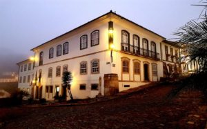 Hotel Luxor em Ouro Preto