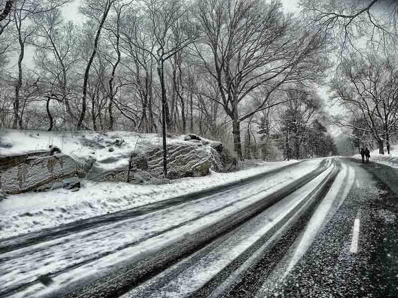 Neve em Nova York - 4