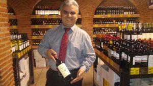 Curso de Vinhos - Olinaldo Oliveira