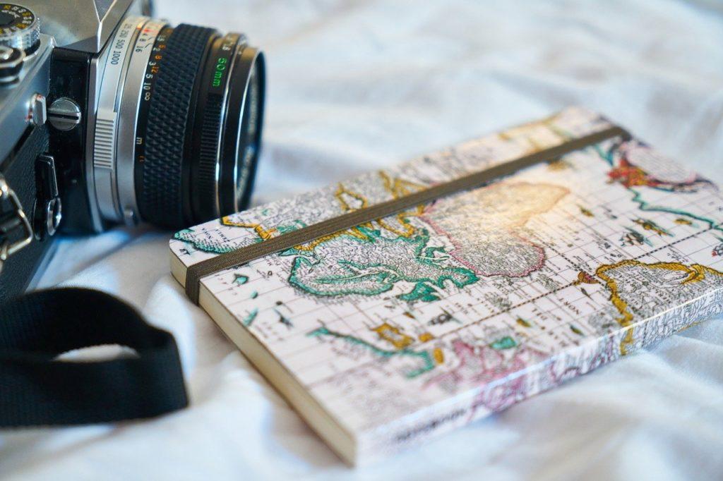 Hora de programar as folgas, feriadão de 2018, viajar, Primeira viagem ao exterior