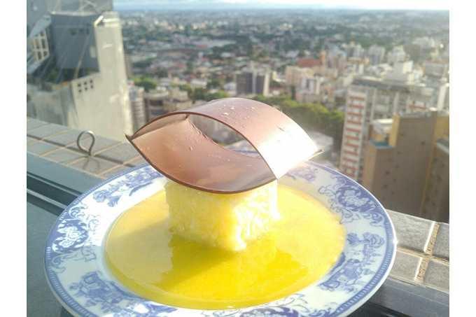 Confeitaria Curitibana - Sobremesas inspiradas em pontos turísticos