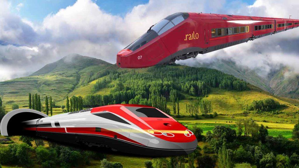 Trem na Europa, Caminhos e Descaminhos na Itália - Turismo na Itália