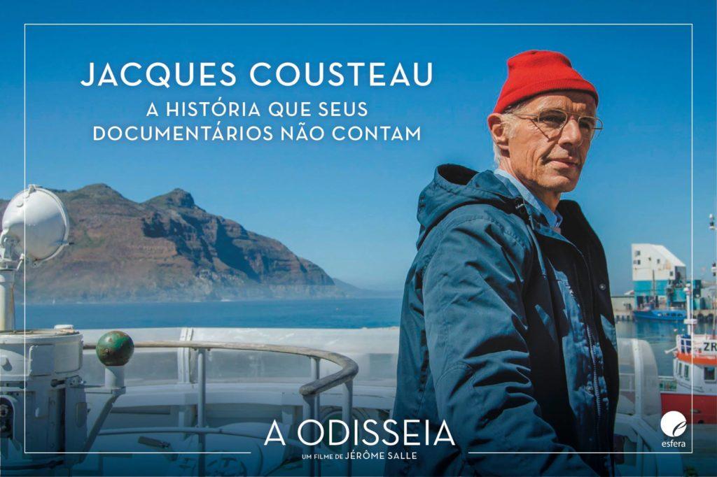 A_Odisseia, Jacques Cousteau