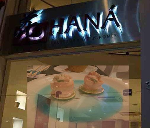 Gastronomia de Brasília - Haná Restaurante Japonês