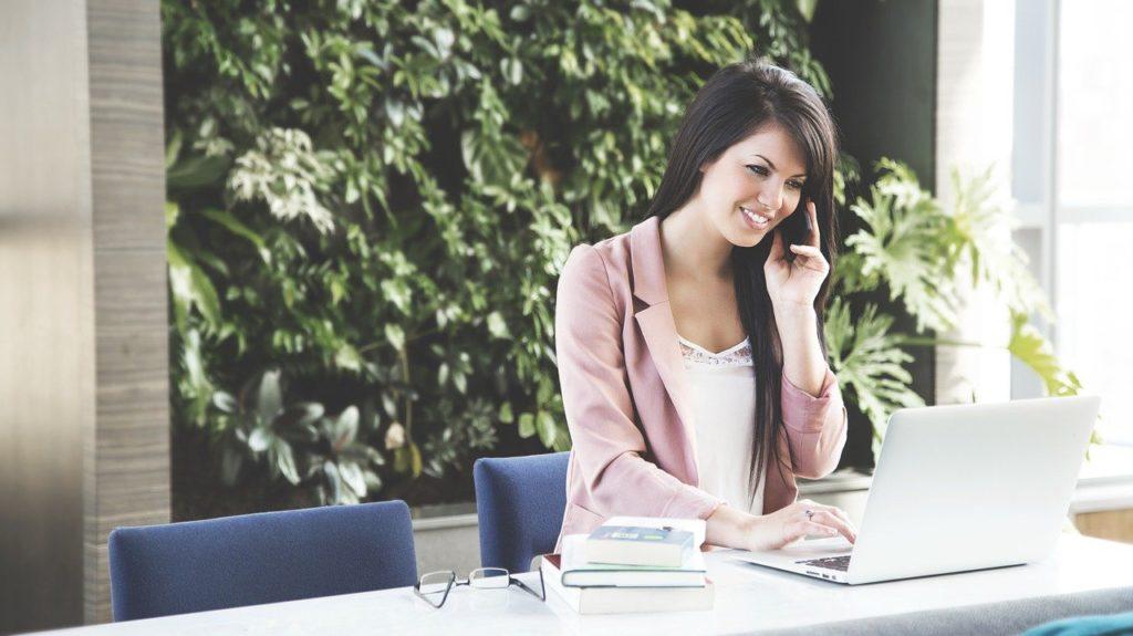 negócio online , Trabalho remoto: uma tendência