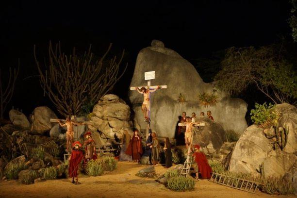 Paixão de Cristo , Nova Jerusalém