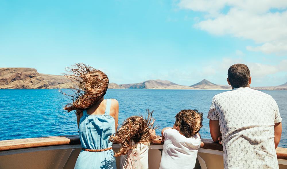Viagem internacional após a pandemia, viajar com a família no Arquipélago da Madeira