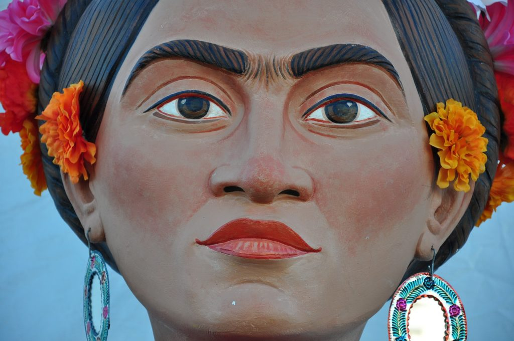Filmes sobre mulheres fortes e determinadas, Frida Kahlo