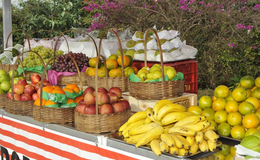 Produtos Orgânicos, Circuito das Frutas