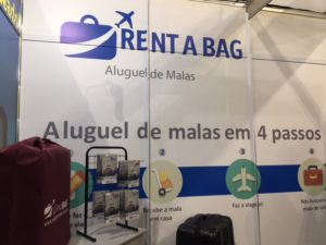 Rent a Bag, aluguel de mala