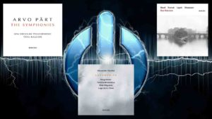 Música Erudita - ECM Records - Três trabalhos, três vertentes