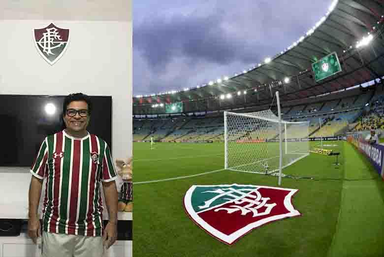 Fluminense Pura Magia - Vinícius Dr. Otimismo