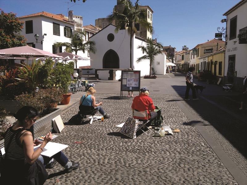 Roteiro de arte na Ilha da Madeira