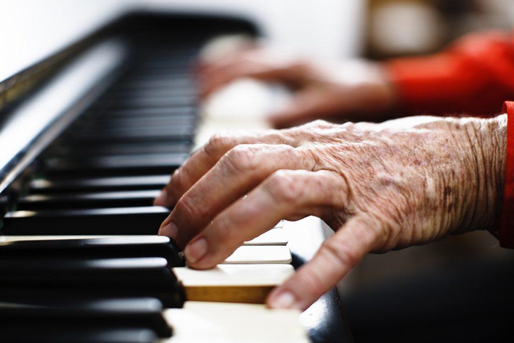 Musicalização para idosos