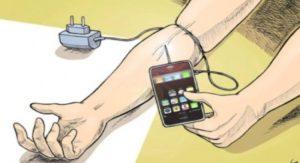 Superando o vício em tecnologia