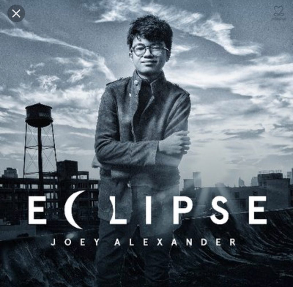 Jazz And Jazz - Música na Minha Alma - Joey Alexander Eclipse.