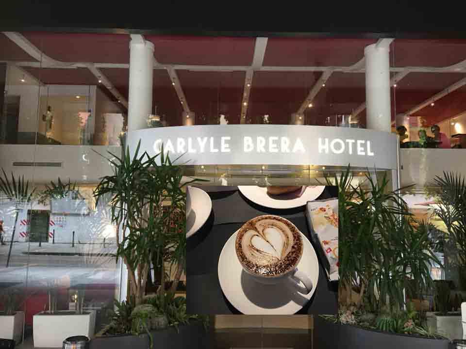 Caminhos e Descaminhos na Itália - Turismo na Itália - Carlyle Brera Hotel