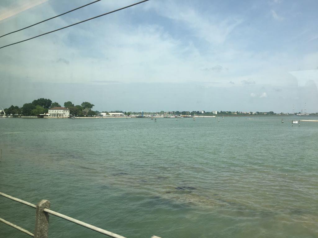 Caminhos e Descaminhos na Itália - Turismo na Itália - Chegada em Veneza