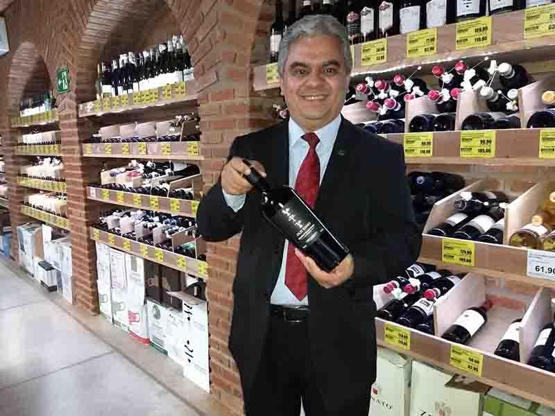 Vinhos Degustação - Vinhos Italianos