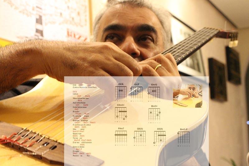Anand Rao. Música Popular Brasileira