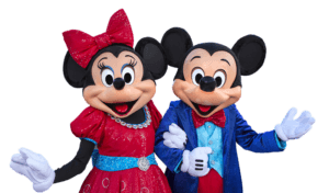 viajar com a família para a Disney