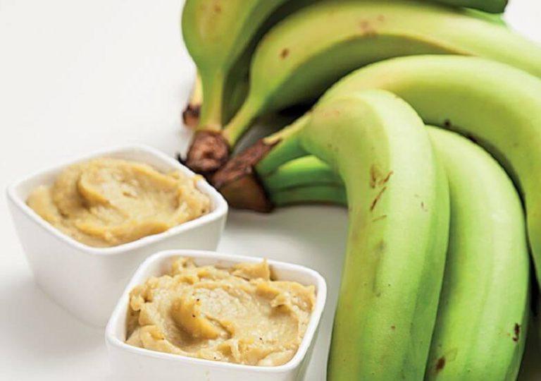 banana-verde , Como diminuir o índice glicêmico