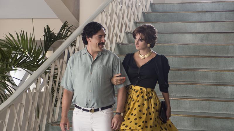 FILME SOBRE PABLO ESCOBAR