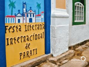 Flip -Feira Literária de Paraty - Cultura Alternativa