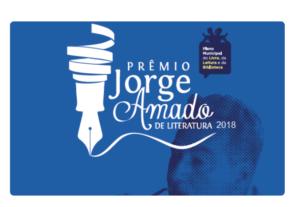 Prêmio Jorge Amado de Literatura 2018