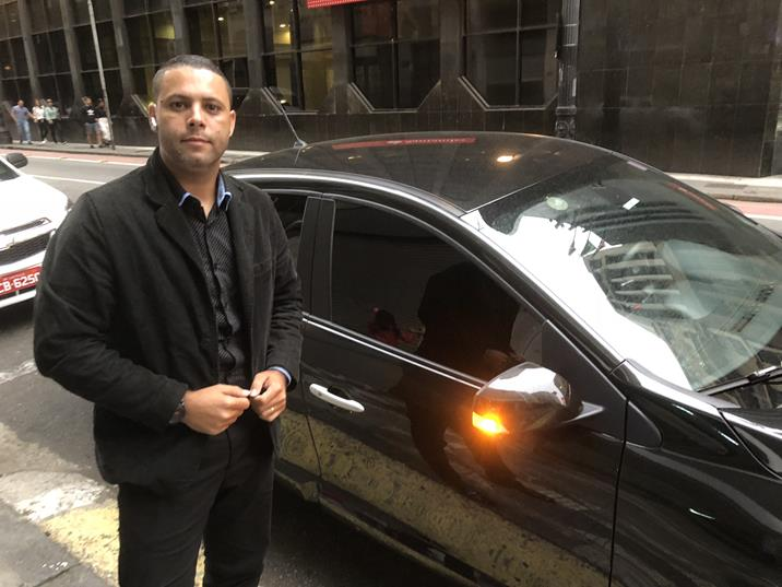 Uber Black,transporte público