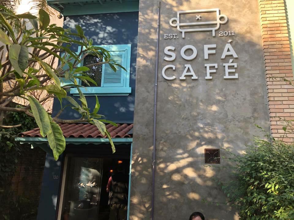 Sofá Café, Cafés em São Paulo
