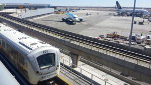 nova york, Aeroporto Internacional John F. Kennedy