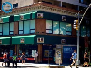 Um dia na B&H em Nova York, B&H. Loja de Eletrônicos.