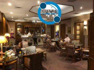Casablanca Hotel em Nova York.
