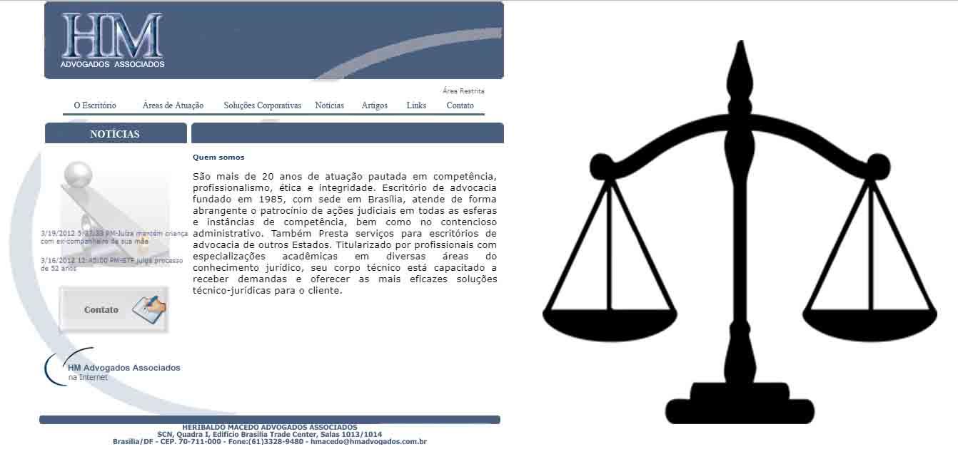 Heribaldo Macedo Advogados Associados